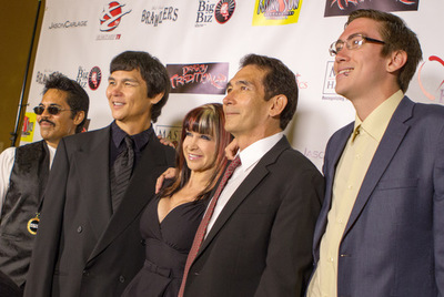 "Art Camacho-Director, Don ""The Dragon"" Wilson, Cynthia Rothrock, James Wilson-Producer, Jonathan Wilson"
